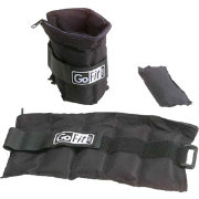 GoFit 10 lb Adjustable Ankle Weights