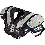 Gear Pro-Tec Varsity Z-Cool RB/LB/DE Football Shoulder Pads