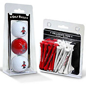 Team Golf NC State Wolfpack Golf Ball and Tee Set