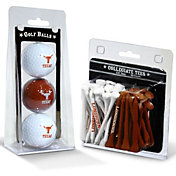 Team Golf Texas Longhorns Golf Ball and Tee Set