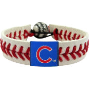 GameWear Chicago Cubs Classic Frozen Rope Bracelet