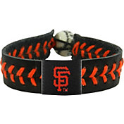 GameWear San Francisco Giants Team-Colored Baseball Bracelet