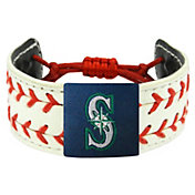 Seattle Mariners Classic Two Seamer Baseball Bracelet