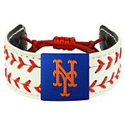 New York Mets Classic Two Seamer Baseball Bracelet