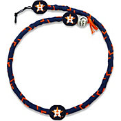 GameWear Houston Astros Team-Colored Frozen Rope Necklace