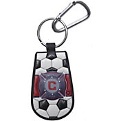 Chicago Fire Classic Soccer Keychain