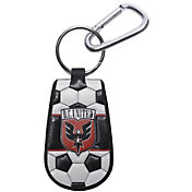 DC United Classic Soccer Keychain
