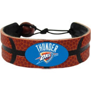 GameWear Oklahoma City Thunder Team NBA Bracelet