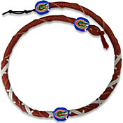 GameWear Florida Gators Classic Spiral Football Necklace