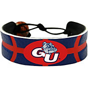 Gonzaga Bulldogs Team Color Basketball Bracelet