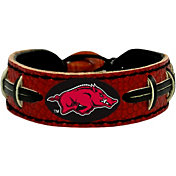 GameWear Arkansas Razorbacks Team-Colored Football Bracelet