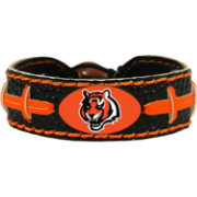 GameWear Cincinnati Bengals NFL Team Color Football Bracelet