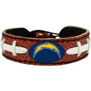 GameWear San Diego Chargers NFL Classic Football Bracelet