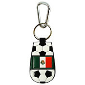 FIFA World Cup Mexico Flag Keychain