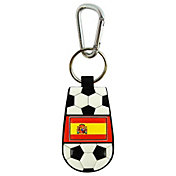 FIFA World Cup Spain Flag Keychain