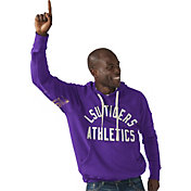 Hands High Men's LSU Tigers Purple Motion Hoodie