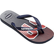 Havaianas Men's Top USA Flip Flops