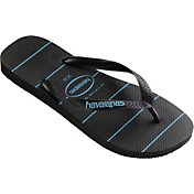 Havaianas Men's Top Stripes Flip Flops