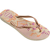 Havaianas Women's Slim Thematic Flip Flops