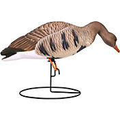Hard Core Elite Series Full Body Specklebelly Goose Touchdown Decoys – 6 Pack