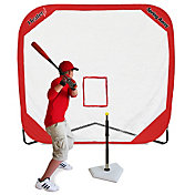 Heater Spring Away Batting Tee & Pop-Up Net