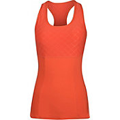 HEAD Women's Diamond Jacquard Tennis Tank Top