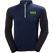 Helly Hansen Men's Active Flow Half Zip Long Sleeve Shirt