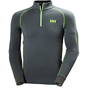 Helly Hansen Men's Warm Flow High Neck Half Zip Long Sleeve Shirt