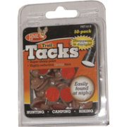 HME Products Brown Reflective Trail Marker Tacks