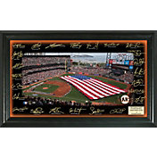 Highland Mint San Francisco Giants 2016 Signature Field Panoramic Photo