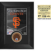 Highland Mint San Francisco Giants Dirt Coin Mini Mint