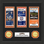 Highland Mint San Francisco Giants World Series Ticket Collection