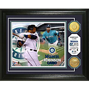 Highland Mint Seattle Mariners Robinson Cano Photo Mint