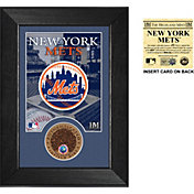 Highland Mint New York Mets Dirt Coin Mini Mint