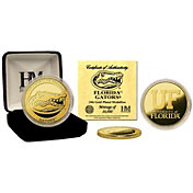 The Highland Mint Florida Gators Gold Coin
