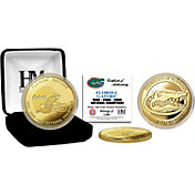The Highland Mint Florida Gators 3-Time National Champions Gold Coin