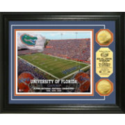 The Highland Mint Florida Gators Stadium Gold Coin and Photo Mint