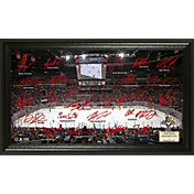 Highland Mint Florida Panthers Signature Rink Framed Photo