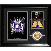 The Highland Mint Sacramento Kings Desktop Photo Mint