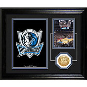 The Highland Mint Dallas Mavericks Desktop Photo Mint