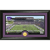 The Highland Mint Kansas State Wildcats Bronze Coin Panoramic Photo Mint