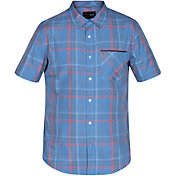 Hurley Men's Dri-FIT Baxley Short Sleeve Shirt