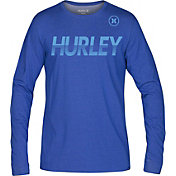 Hurley Men's Dri-FIT Firing Tides Long Sleeve Shirt