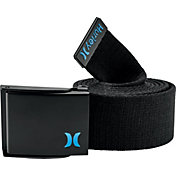Hurley Men's Honor Roll Web Belt