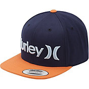 Hurley Men's One & Only Snap Back Hat