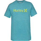 Hurley Men's One & Only Push Through T-Shirt