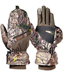 Hot Shot Men's Huntsman Insulated Pop-Top Gloves