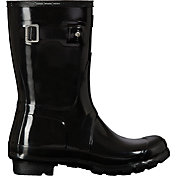 Hunter Boots Women's Original Short Gloss Rain Boots