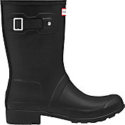 Hunter Boot Women's Original Tour Short Matte Rain Boots