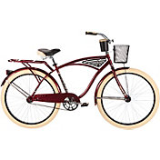 Huffy Adult Deluxe Cruiser Bike
